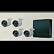 Комплект видеонаблюдения 4-Channel CCTV Security Kit (4 камеры), фото 4