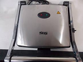 Гриль KB1002 литьевая плита антипригарное покрытие, фото 2
