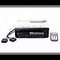 Автомагнитола 1DIN MP3-8506 RGB/Bluetooth  Pioneer подсветка+Fm+Aux+ пульт (4x50W) универсальная пионер, фото 2