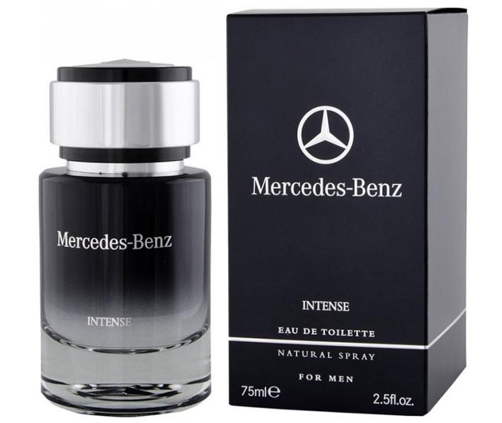 Mercedes Benz Intense, Original size мужская туалетная вода