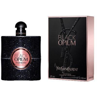 Yves Saint Laurent Black Opium 90ml, Original size женская туалетная парфюмированная вода тестер духи аромат