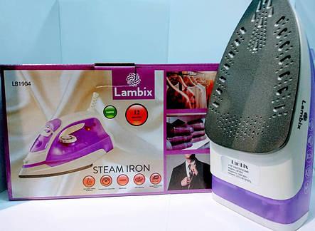 Паровой утюг Lambix LB1904, фото 2