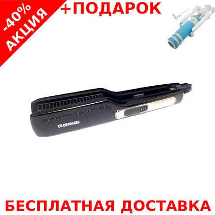 Профессиональный утюжок - выпрямитель для волос Gemei GM433 с керамическим покрытием, фото 2