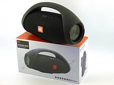 Портативная беспроводная акустическая система JBL Booms Box Bluetooth BLACK цвета в наличии, фото 3