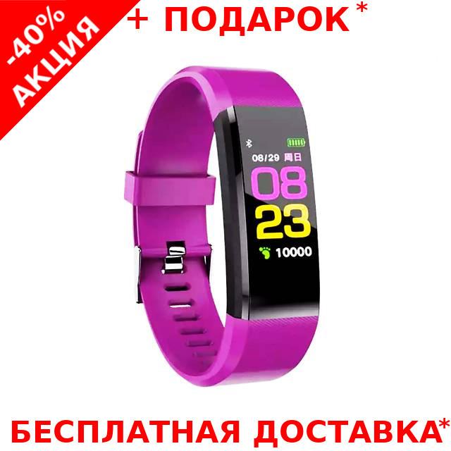 Умный фитнес браслет ID 115 Plus Xiaomi Smart Band M4 Original size