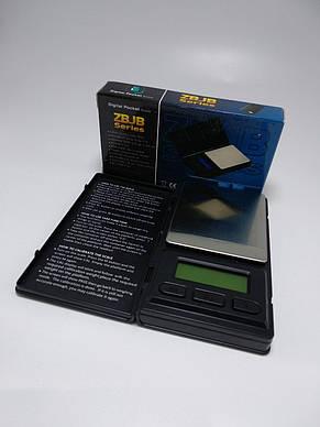 Ювелирные весы В02 DBJB (500 грм), фото 2