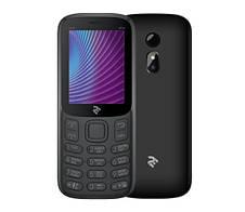 Кнопочный мобильный телефон 2E Mobile Phone E240 2019 Dual Sim батарея 1400 мАч + кнопка SOS, фото 2