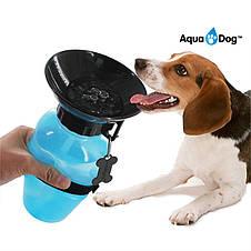 Дорожная поилка - бутылка для собак Aqua Dog Аква Дог, фото 3