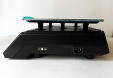 Весы электронные бытовые настольные для торговли до 40 кг с памятью LOW ZERO DRIFT digital scales, фото 3