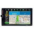 Автомагнитола 2DIN 7018 Little + GPS | Автомобильная магнитола, фото 5