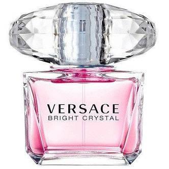 Versace Bright Crystal, Original size женская туалетная парфюмированная вода тестер духи аромат, фото 2