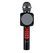 Беспроводная портативная колонка + караоке микрофон 2 в 1 Wster WS-1816 белая, фото 5