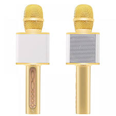 Беспроводная портативная колонка + караоке микрофон 2в1 SU-YOSD YS-10A, фото 2