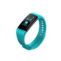 Умный смарт-браслет(27/70)GORAL Y5 Smart Bracelet Unleash Your Run Original size(Heart Rate,Blood Presure,etc), фото 3