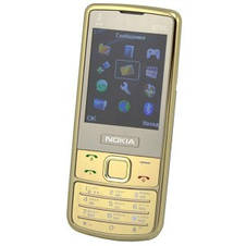 Мобильный кнопочный телефон Nokia 6700 Gold (2sim) Original size, фото 3