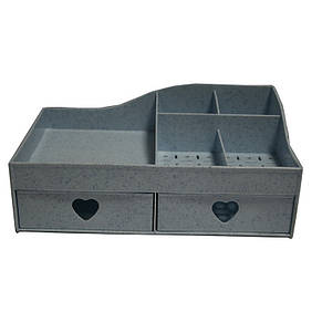 Пластиковый органайзер для косметики Make-Up Storage Box no.S07 для женщин, фото 3