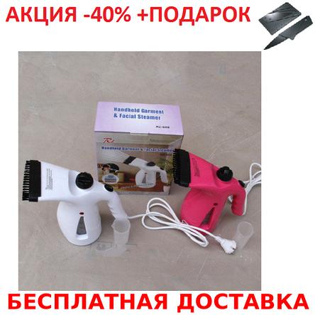Профессиональный многофункциональный ручной отпариватель RZ-608-5 4-в-1, фото 2