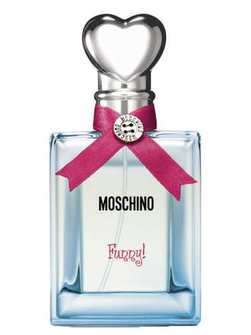 Moschino Funny EDT 100 мл, Original size женская туалетная парфюмированная вода тестер духи аромат, фото 2