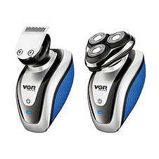Мужская электробритва VGR V-300 USB, фото 2