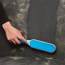 Щетка для уборки шерсти после животных fur wizard conventional, фото 3