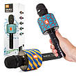 Микрофон с функцией караоке JBL V8 Gray Karaoke Charge, фото 6