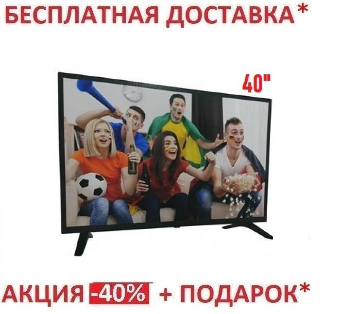 """Телевизор COMER 40"""" Smart FHD (E40DM2500)"""