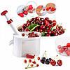 Машинка для удаления косточек Helfer Hoff Cherry and olive corer Отделитель косточек из вишни, черешни, маслин, фото 5