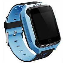 Детские наручные часы Smart  Baby Watch Q80 смарт картон часы телефон GPS трекер, фото 3
