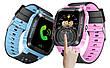 Детские наручные часы Smart  Baby Watch Q80 смарт картон часы телефон GPS трекер, фото 2