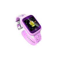 Детские смарт часы Smart Baby Watch ds28 смарт картон часы телефон GPS трекер детский телефон с кнопкой сос, фото 2