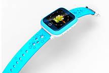 Детские смарт часы Smart Baby Watch ds28 смарт картон часы телефон GPS трекер детский телефон с кнопкой сос, фото 3
