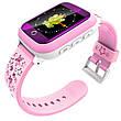 Детские смарт часы Smart Baby Watch ds28 смарт картон часы телефон GPS трекер детский телефон с кнопкой сос, фото 4
