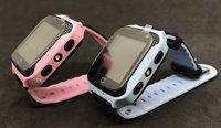 Детские наручные часы Smart M05 смарт матовый часы телефон GPS трекер детский телефон с кнопкой сос, фото 2
