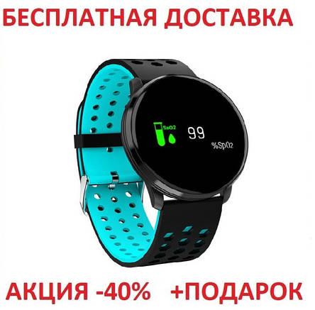Наручные часы Smart M9 фитнес трекер Original size, фото 2