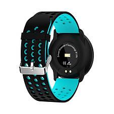 Наручные часы Smart M9 фитнес трекер Original size, фото 3