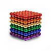 Куб Нео Neo Cube 5мм  шариков цветной, фото 2