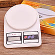Весы electronic kitchen scale sf-400 Электронные весы кухонные до 10 кг, фото 5