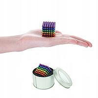 Конструктор-головоломка Neocube 216 шариков Цветной