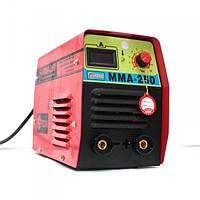 Сварочный инвертор Edon ММА 250 дисплей кейс
