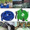 Компактный растягивающийся садовый шланг для полива MAGIC HOSE 60m/200ft, фото 3