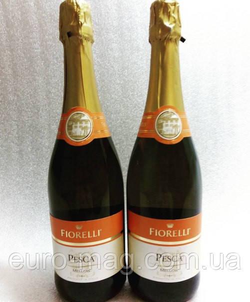 Fragolino Fiorelli Pesca 0,75L
