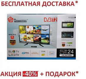 Телевизор с Т2 24LN4100D Макс. число ТВ каналов в памяти - 1-199, фото 2