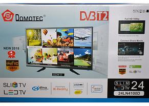 Телевизор с Т2 24LN4100D Макс. число ТВ каналов в памяти - 1-199, фото 3