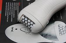 Эпилятор Gemei GM 3061 ( 4 в 1) Пемза  Джемэй вискубувач  CLOSSY CASE, фото 3