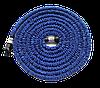 Компактный растягивающийся садовый шланг для полива MAGIC HOSE 75m/250ft, фото 9