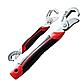 Poseidon 2  Многофункциональный набор разводных гаечных ключей + нож- визитка, фото 3