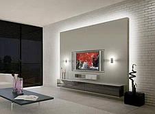 Гибкий светящийся неоновый шнур LED Neon Flex Strip Cold White 5m неоновая лента для декора 12V, фото 3