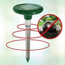 Ультразвуковой отпугиватель кротов грызунов на солнечной батарее Solar Rodent Repeller ST-24, фото 3