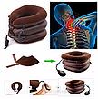 Воротник лечебный ортопедический Tractors For Cervical Spine (массажер для шеи) Convential case, фото 3