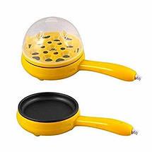 Яйцеварка сковородка электрическая Multifunction Steaming device  Mini, фото 2